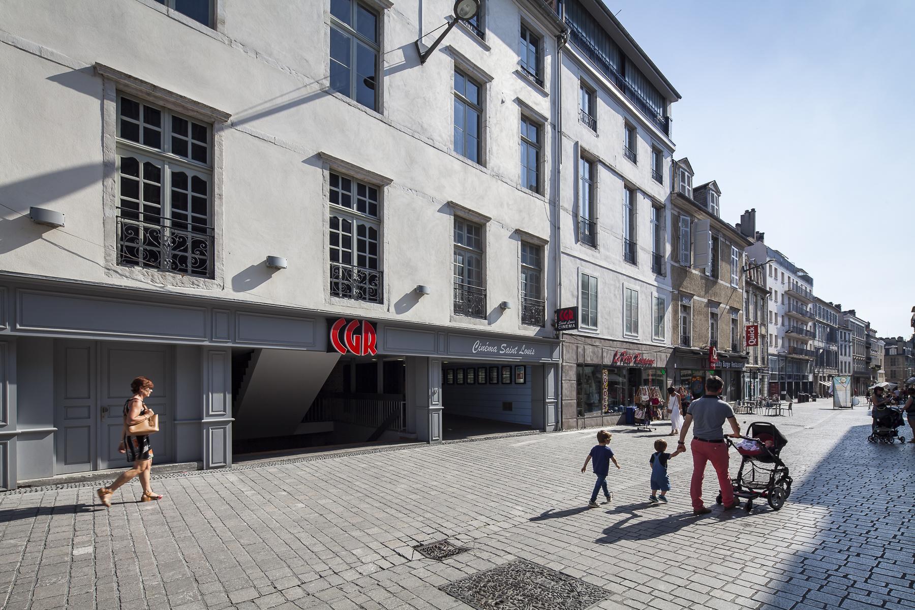 CGR Saint Louis à Pau